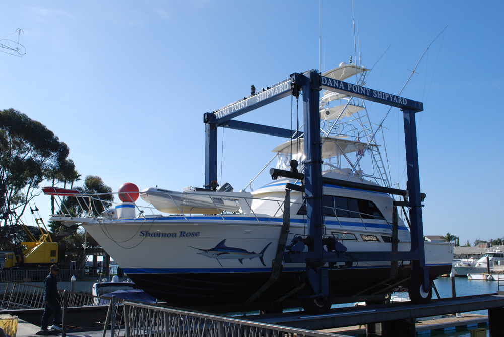 Dana Point Shipyard Catches Up With Sizing Trend