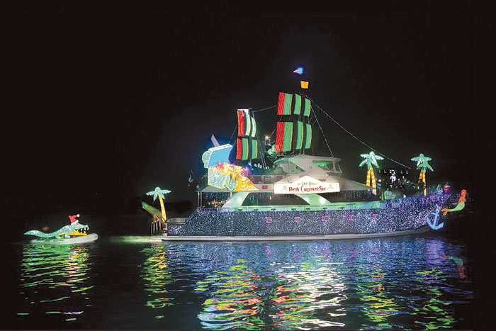 SoCal Boat Parade Participants Win Top Honors