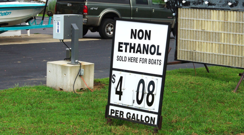 Advocacy groups push for non-ethanol fuel blends for recreational boats
