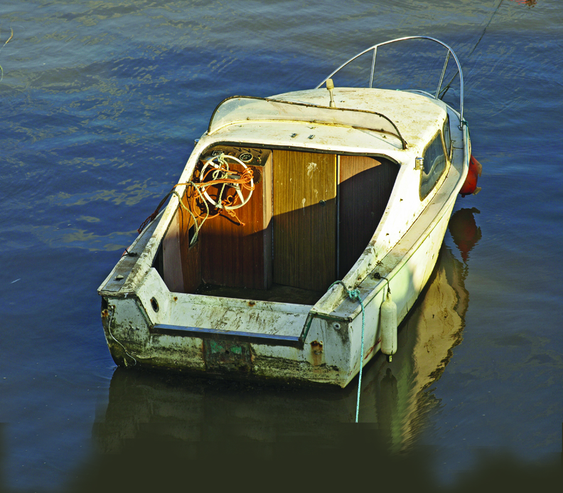 Who's on the hook for abandoned boats?
