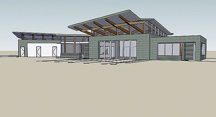 Coronado Gets New Club Room and Boathouse