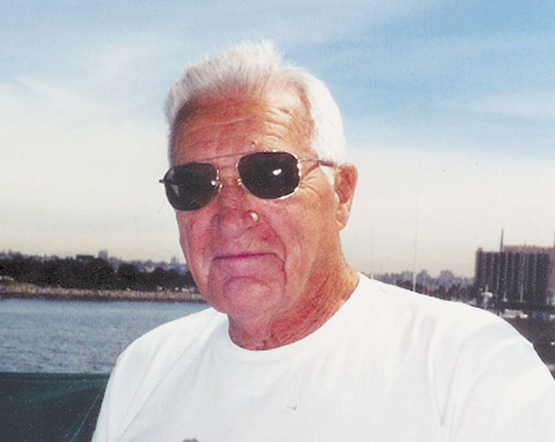 In Memoriam: Burial at Sea Ceremony Held for San Diego Boater Bob Yaple