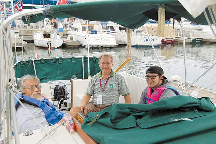 Sail for Visually Impaired Event Planned Oct. 19