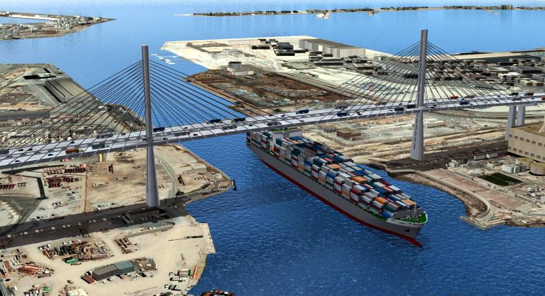 Commission OKs Desmond Bridge Recommendation