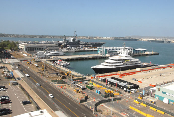 North Embarcadero Project Continues to Progress