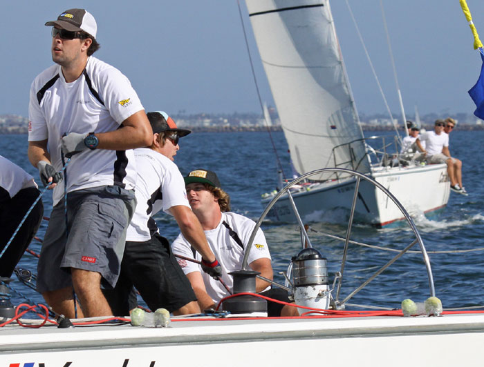Butler Cup Match Racers Compete off Long Beach