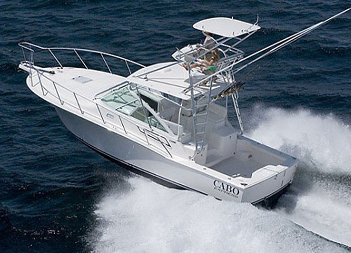 Brunswick to Sell Its Cabo and Hatteras Yacht Brands