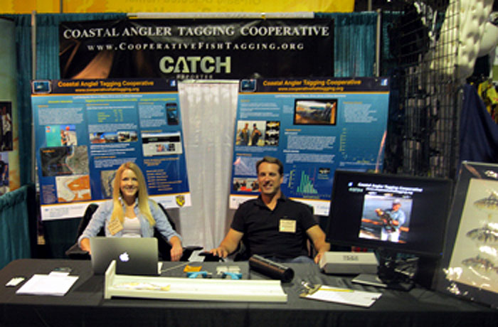 Anglers Can Help in Coastal Bass Tagging Study