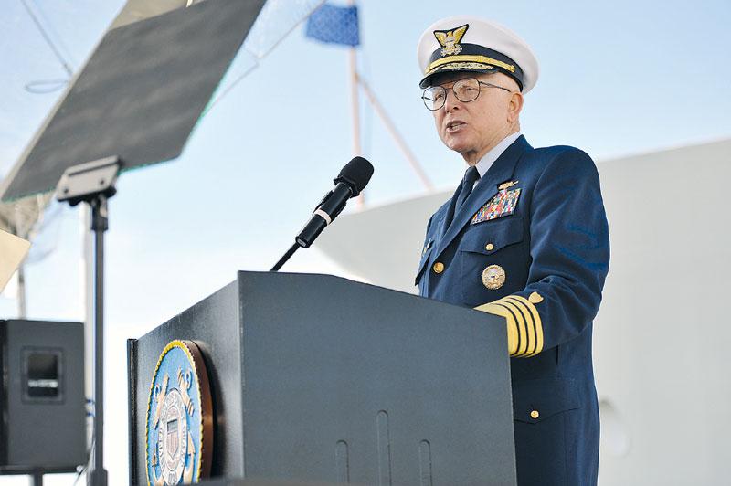 Coast Guard Commandant Calls for New Ships