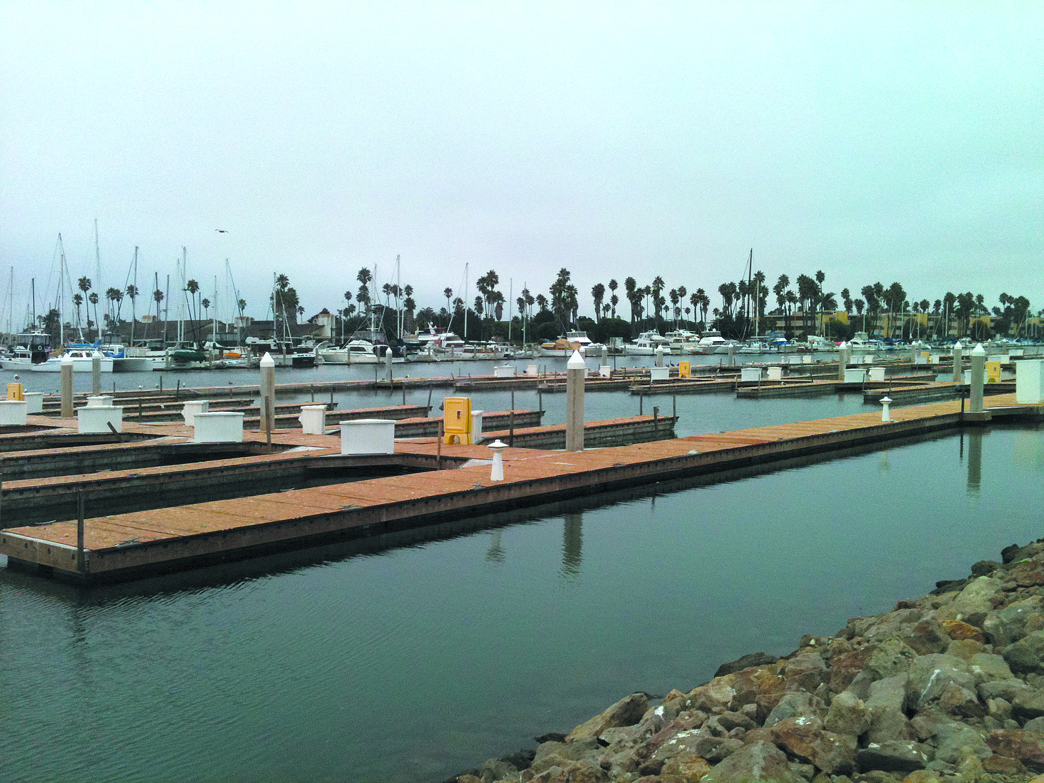 Channel Islands Landing Grand Reopening Delayed