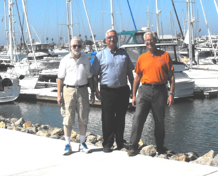 Channel Islands Landing Marina Makeover Completed