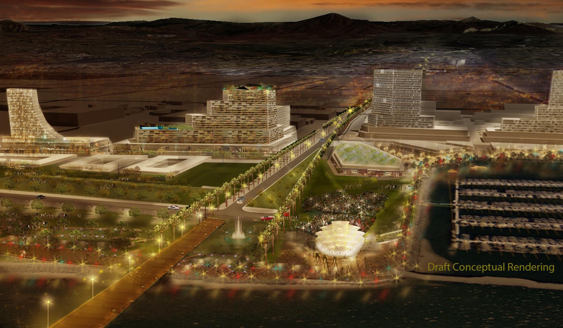 Chula Vista Bayfront Master Plan Receives Award