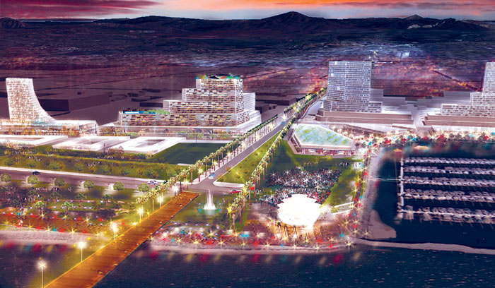 Chula Vista Bayfront Concept Plans Revealed