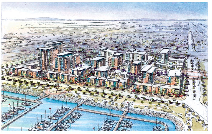 Commission Approves Chula Vista Bayfront Plan