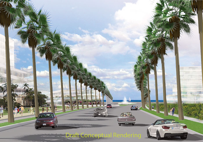 Chula Vista to Extend H Street to Bayfront