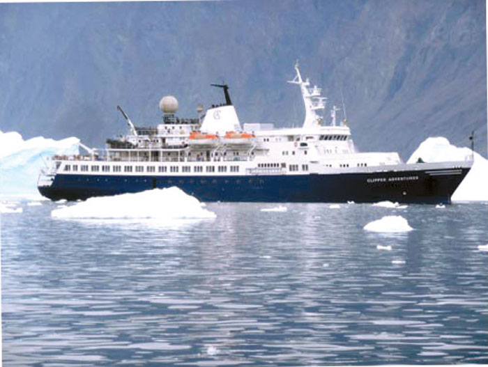 Speaker to Share NW Passage Cruising Adventures