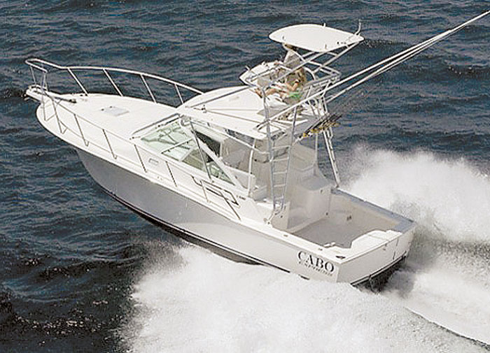 Buyer Reportedly Named for Hatteras and Cabo