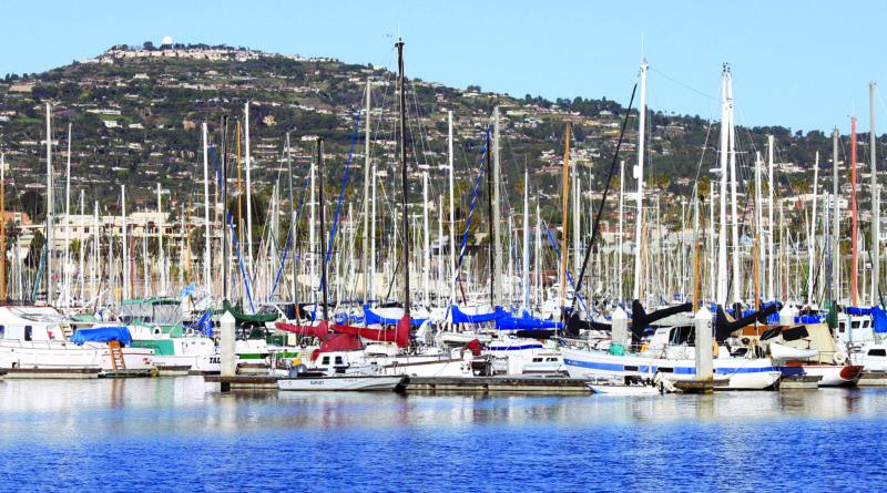 New Docks Completed at Cabrillo Way Marina