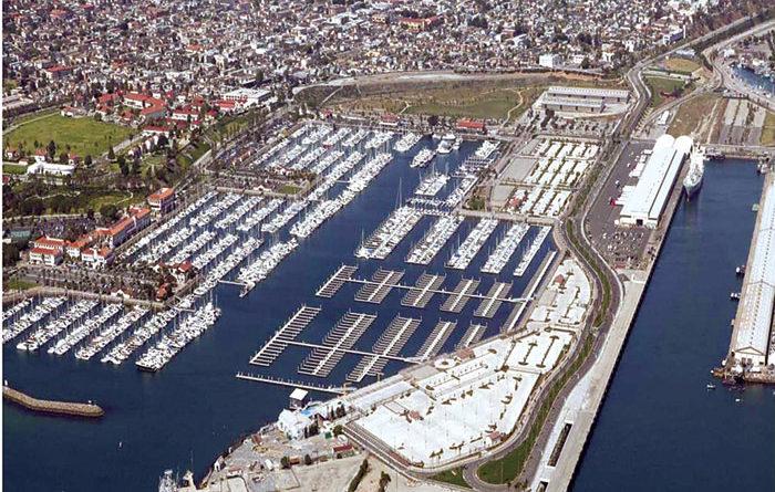 Cabrillo Way Marina Phase 2 Now Open