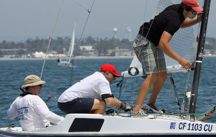 Golison Brothers Take Cal 20 Class Championships