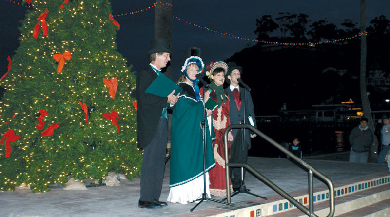 Shop at Home Night and Tree Lighting Set for Dec. 3