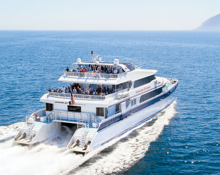 Catalina Express Offers Free Trip on Your Birthday