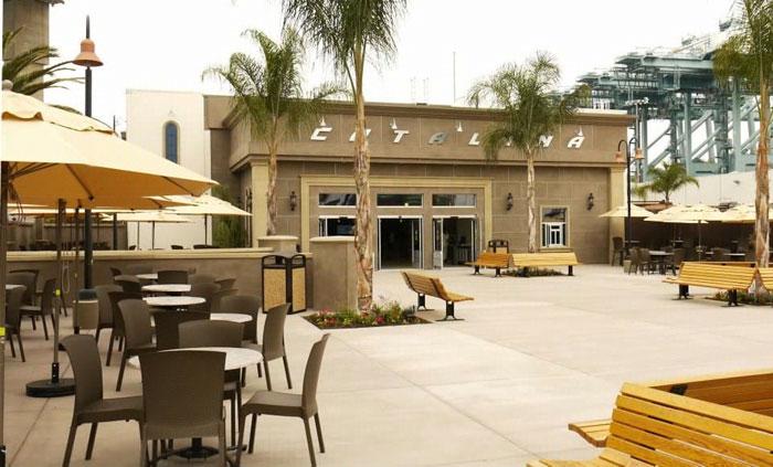 New Catalina Express Terminal Open in San Pedro
