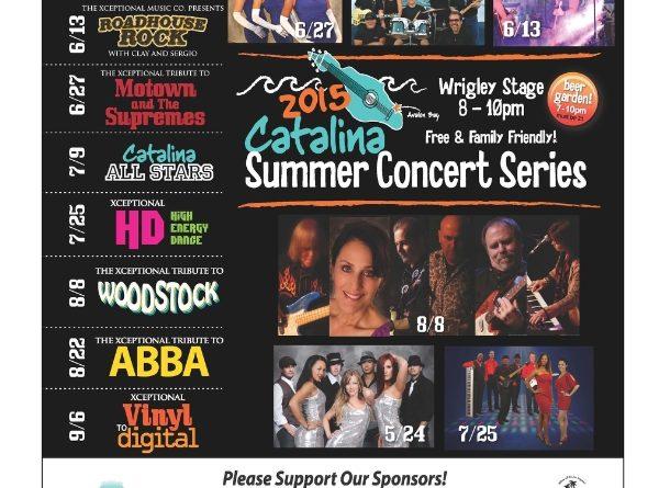 Summer music series rocks Avalon