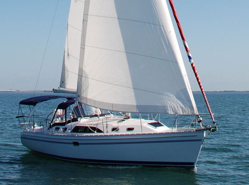 Heritage Yacht Sales Now Catalina Sailboats Dealer