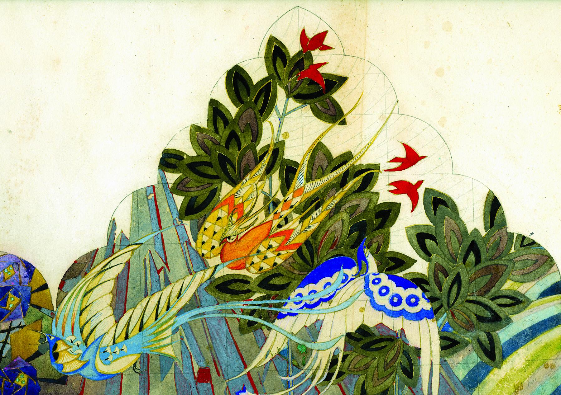 'Fantasy into Art' Exhibit Opens at Catalina Museum