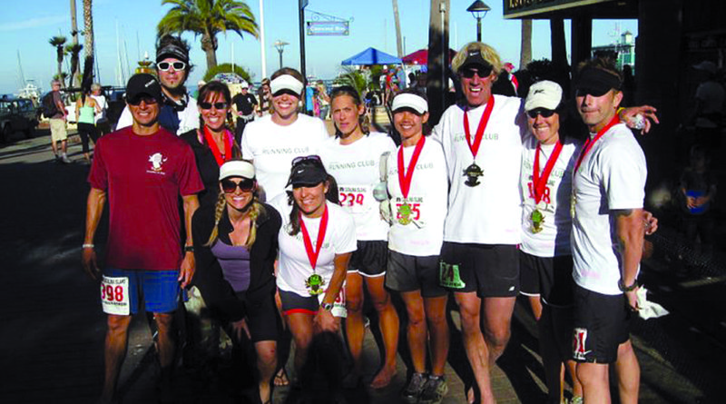 Catalina Hosts Triathlon Nov. 5; Eco Marathon Nov. 12