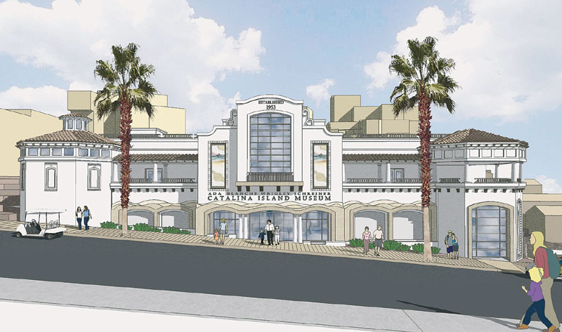 Catalina's New Museum Building Gets Name