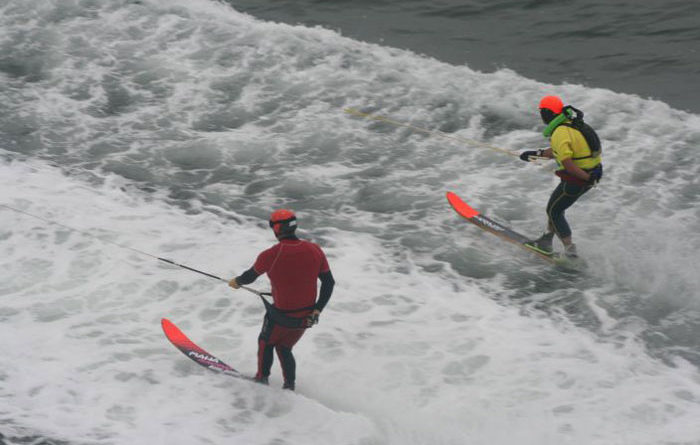 Aussie Wins Catalina Water Ski Race