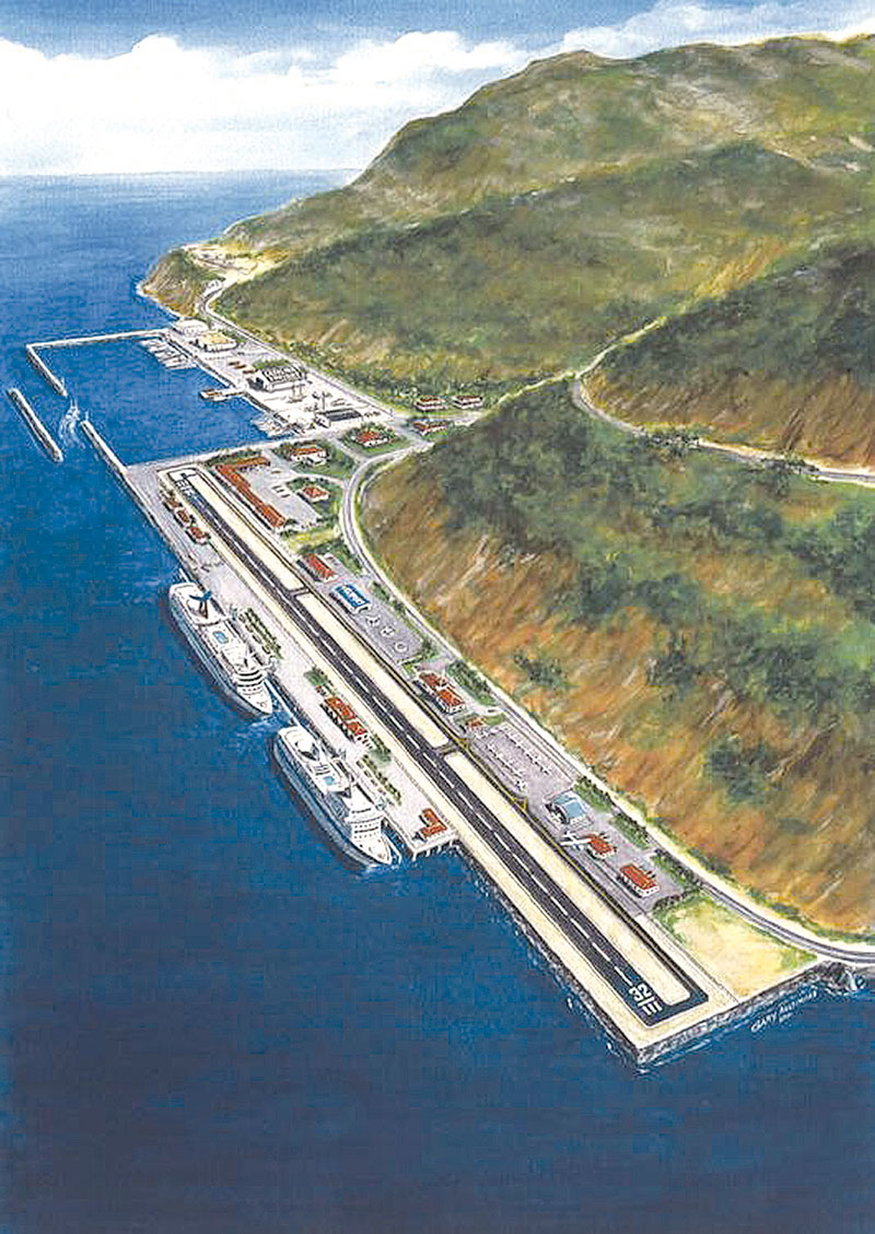 Catalina Looks at Cruise Ship Options -- and an Airport