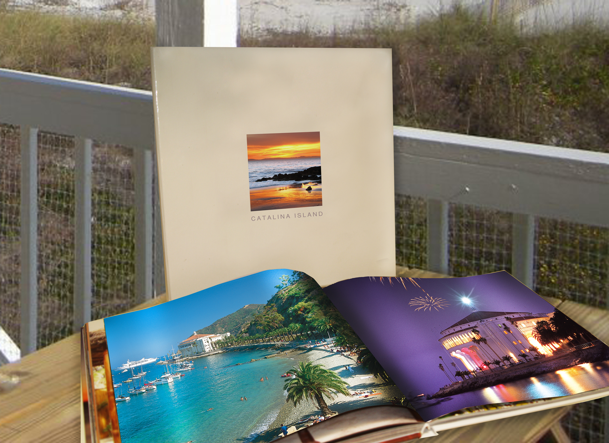Catching Catalina Memories — in a Photo Book