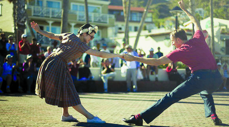 Dance Festival Swings into Catalina