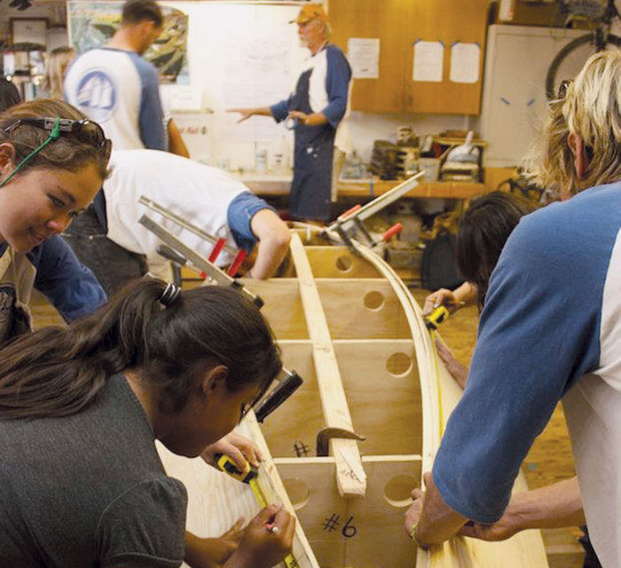 Tall Ship Institute Expands Its Boat-Building Center