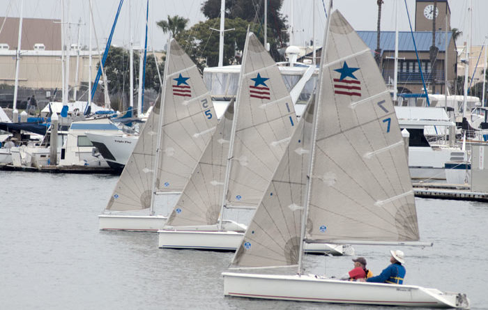 Challenged America to Compete in Transpac