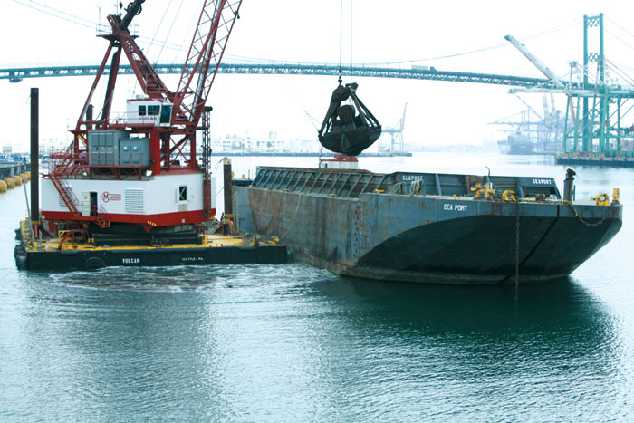 Port of L.A. Channel Deepening Project Completed