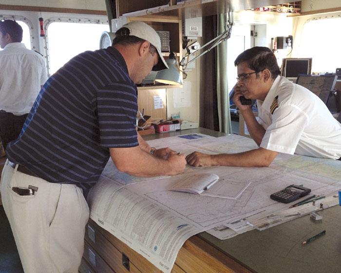 NOAA to Stop Printing Paper Nav Charts