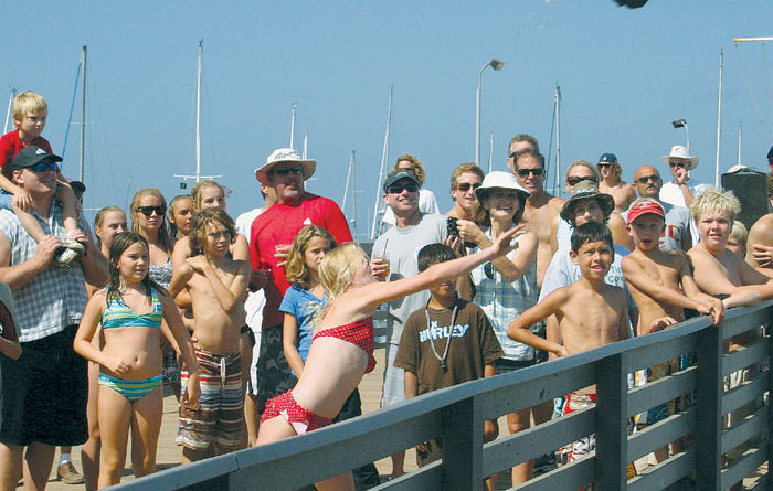 Buffalo Chip Toss Set for Sept. 1 at Two Harbors