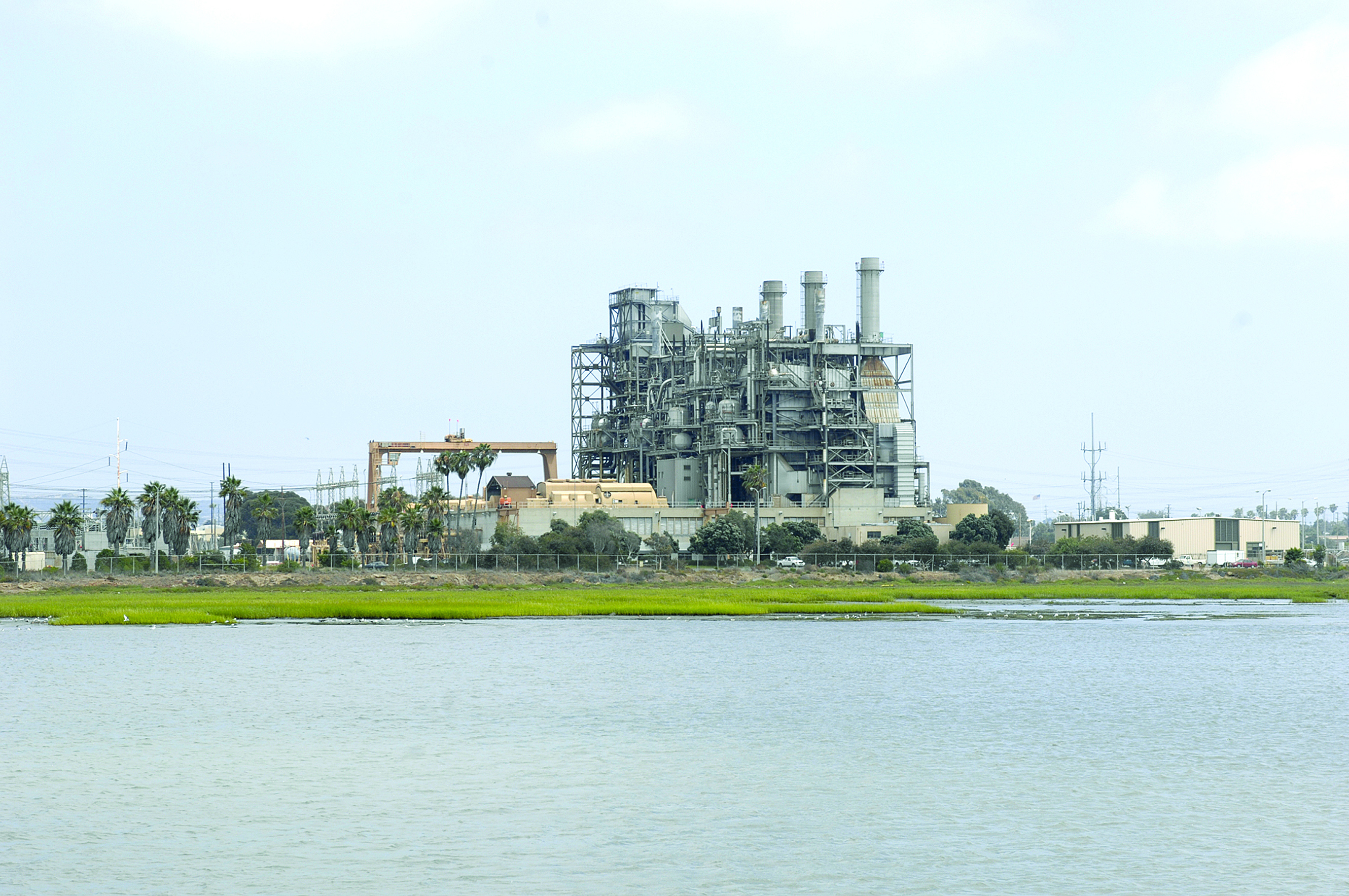 Demolition of South Bay Power Plant Moves Forward