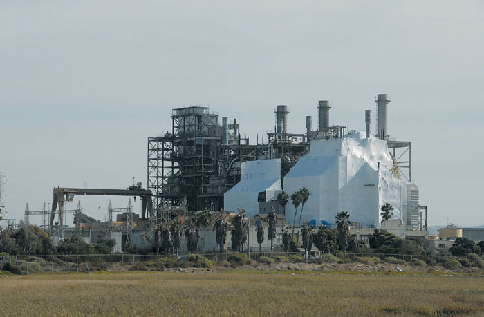 CV Power Plant To Be Demolished in One Implosion