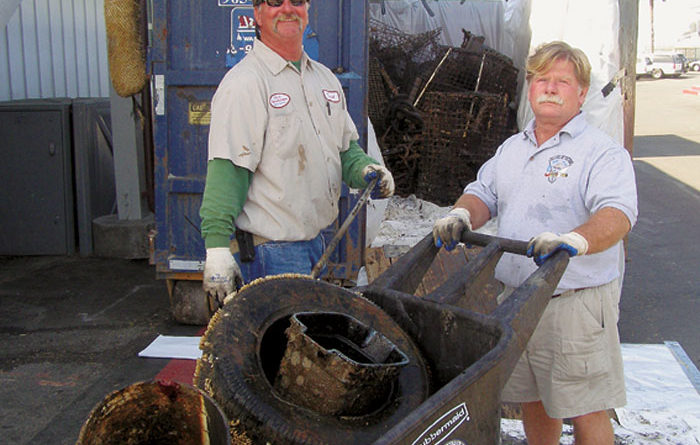 Operation Clean Sweep Set for SB Harbor, May 4