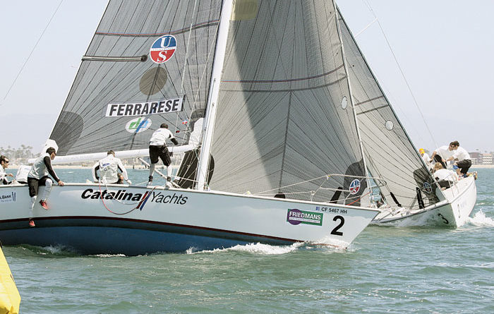 Italy's Simone Ferrarese Takes Congressional Cup