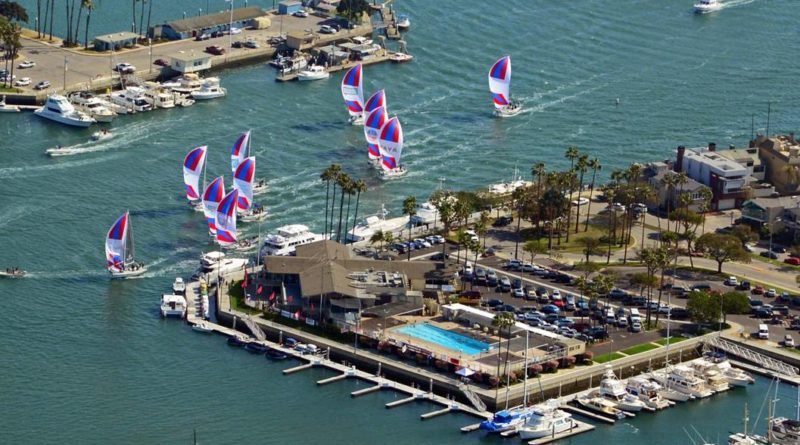 Congressional Cup Sets Sail for 50th Anniversary April 7-13