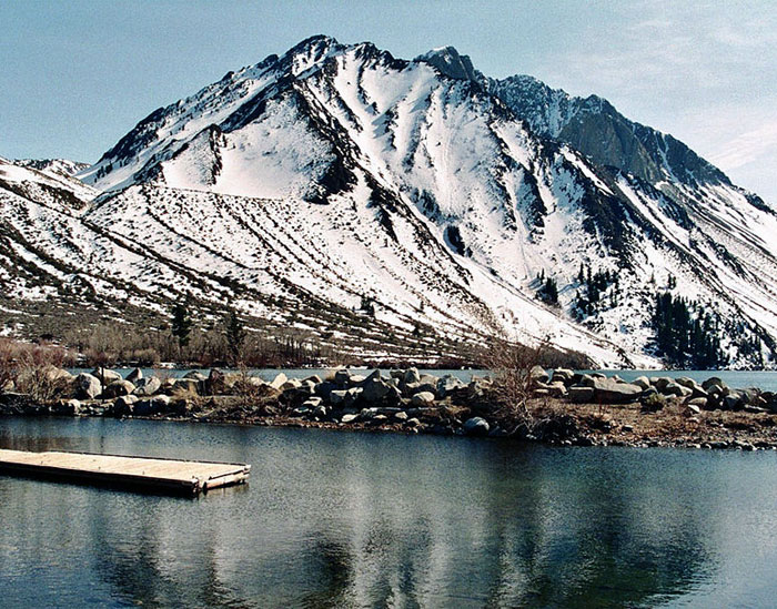 Rediscovering Convict Lake