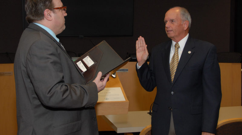 Gary Bonelli Joins Port of San Diego's Board of Port Commissioners