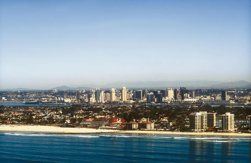 Coronado Named Nation's Best Beach