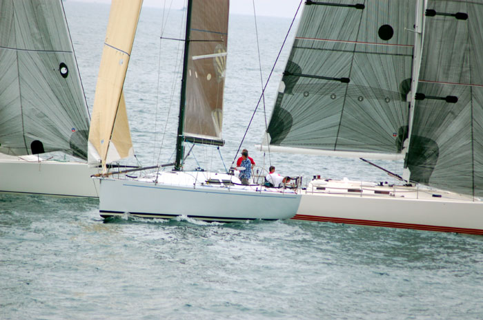 Crew of Two Race Around Catalina Coming July 21